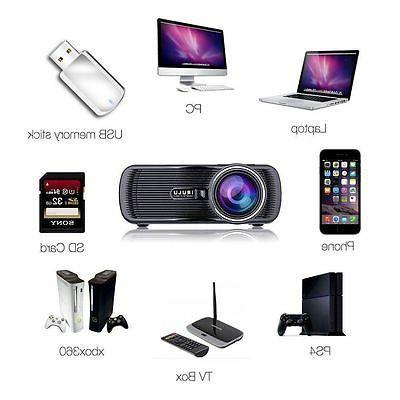 3D 1080P FHD LED Home Theater VGA AV