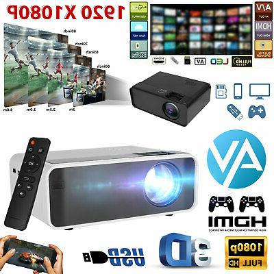 8000 lumens led projector video 2000 1