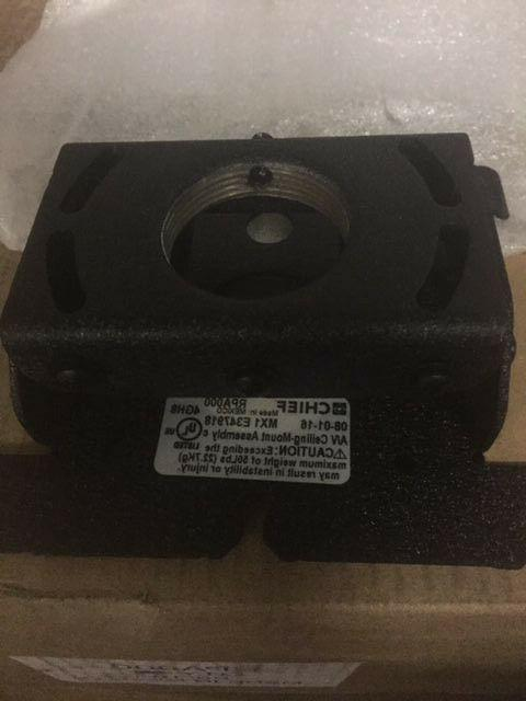 Chief RPA000 Adjustable Projector Mount - Surface or Pipe Mo