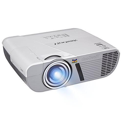ViewSonic PJD6352LS 3500 Lumens Xga HDMI Short Throw Project