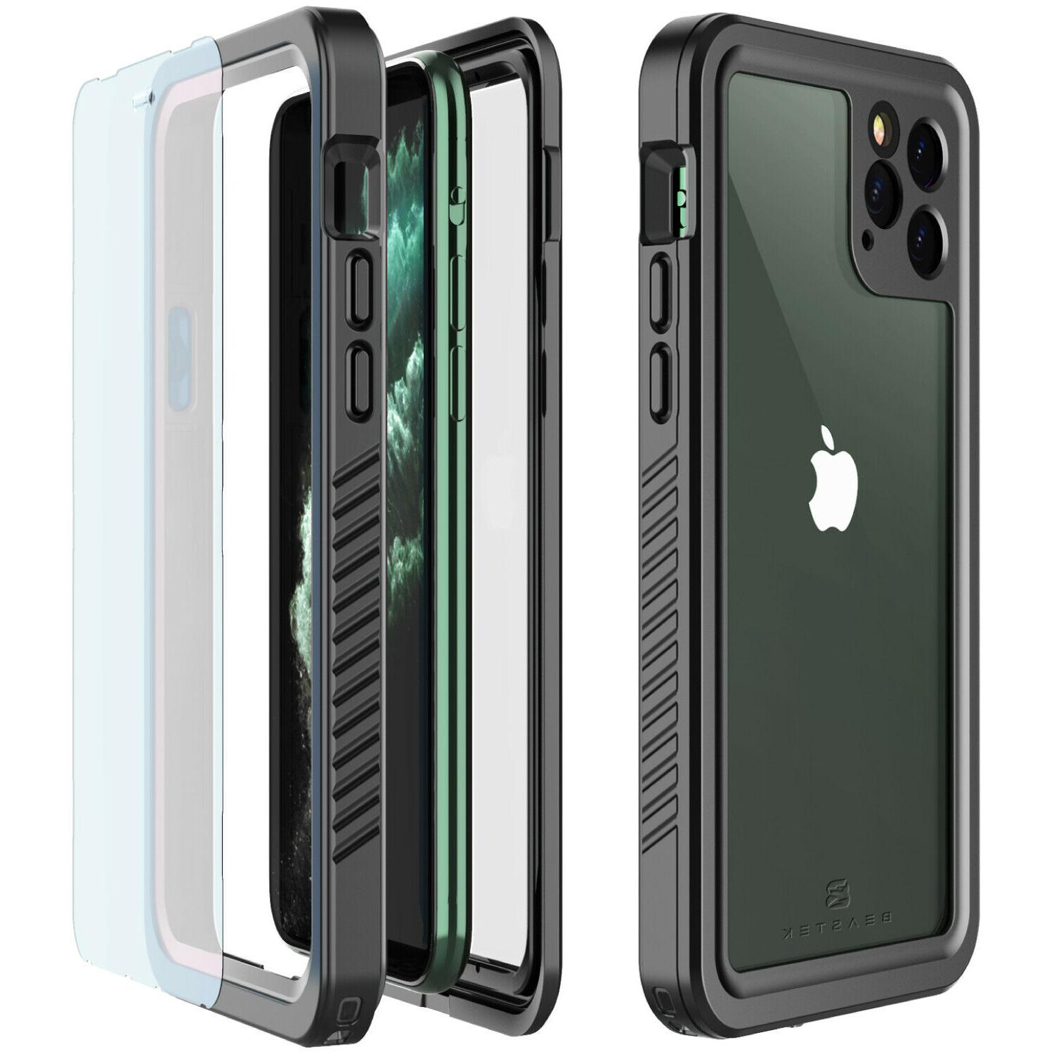 For / 11 Life Case Cover w/ Screen Protector