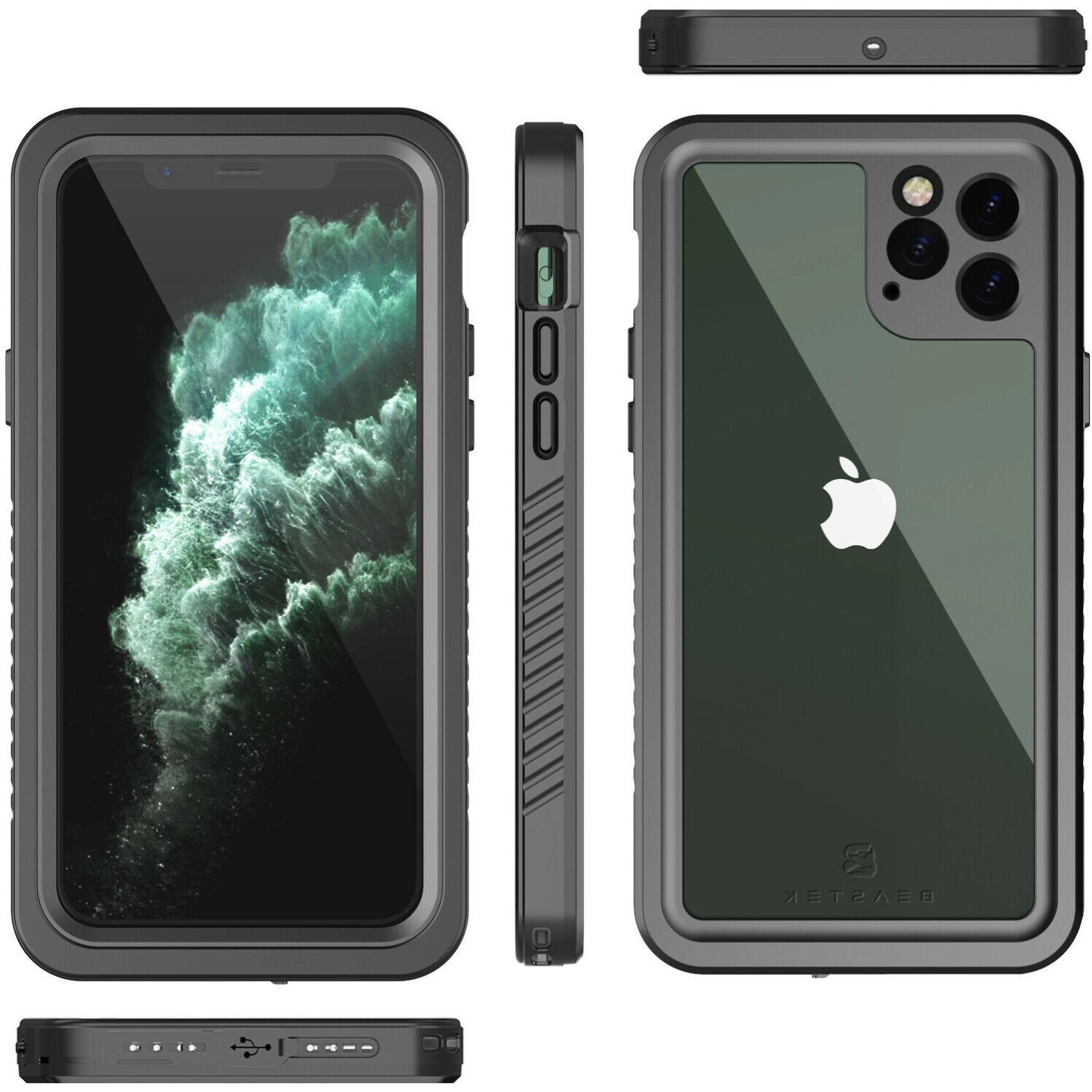 For Apple iPhone 11 / Life Waterproof Case Cover w/ Screen
