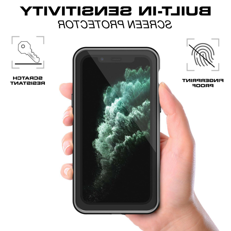For Apple / 11 Case Waterproof Screen