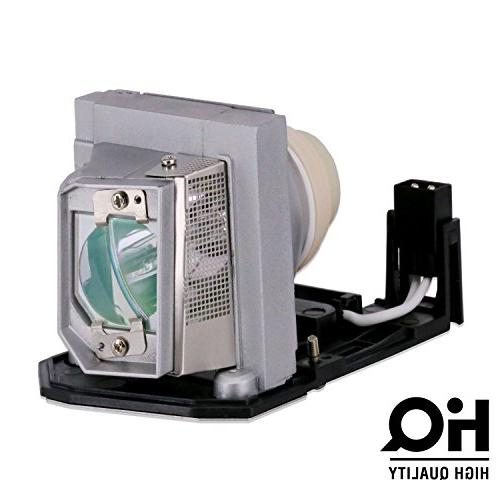 Replacement for OPTOMA HD20 LAMP /& HOUSING Projector TV Lamp Bulb