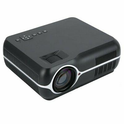 Bluetooth Projector Android 6.0 Portable Theater