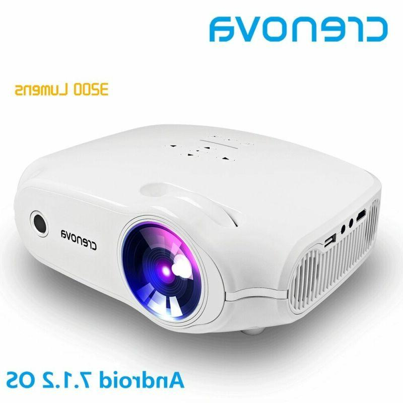 newest led projector for full hd 4k