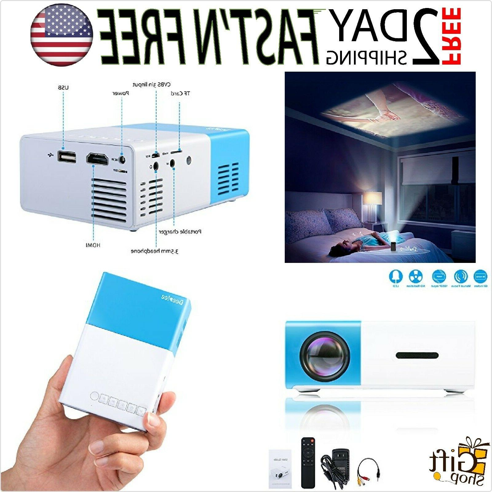 dp300 mini projector portable led projector home