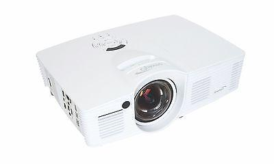 enhanced short throw gaming projector