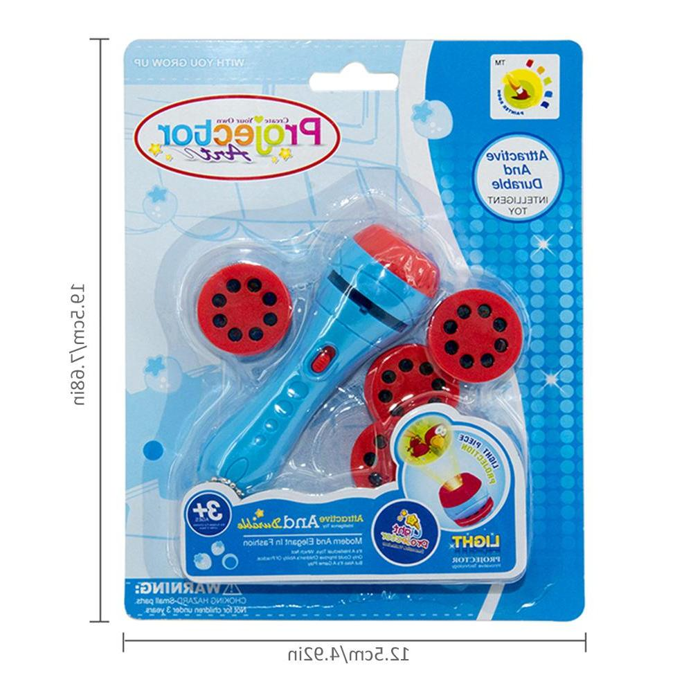Enlightenment <font><b>Projector</b></font> Sleep Developing Toy Animal