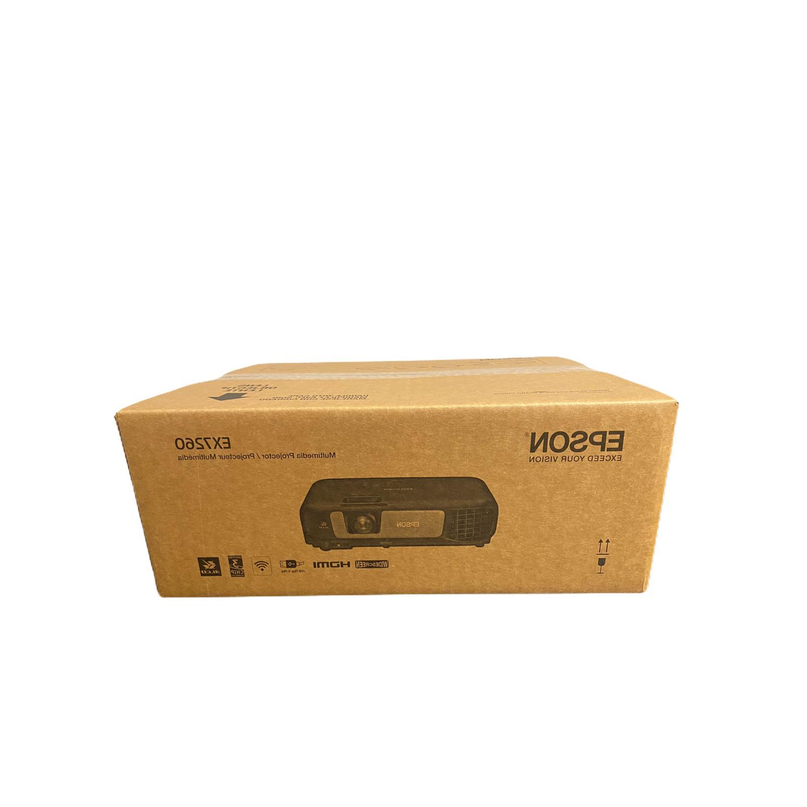 ex7260 wxga brightness wireless hdmi