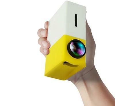 Feast™ Mini 1080P Cinema USB AV Mini Portable H