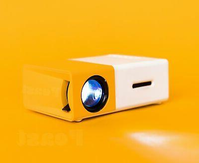 feast mini projector 1080p home cinema theater