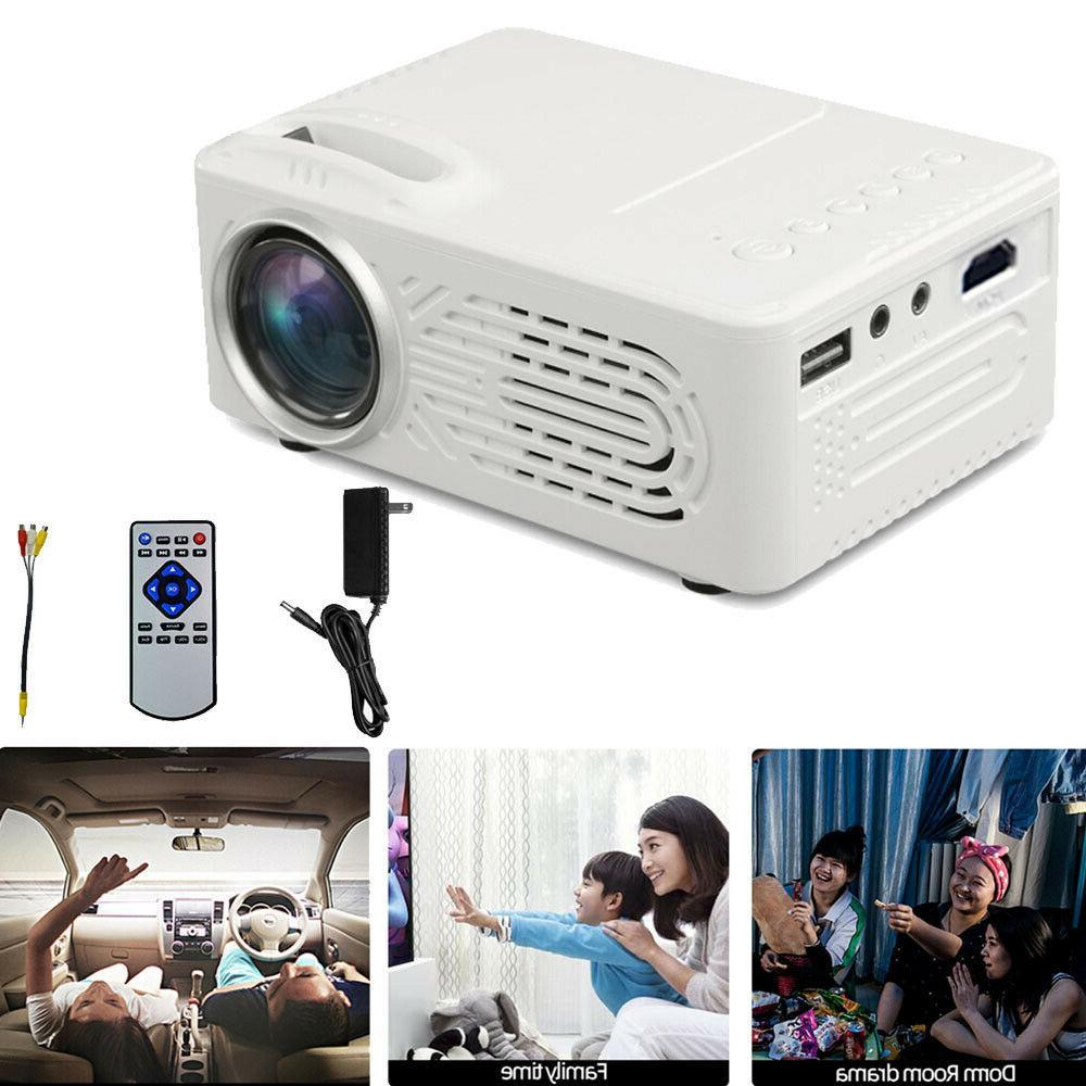 Full 1080p LCD Projector Cinema