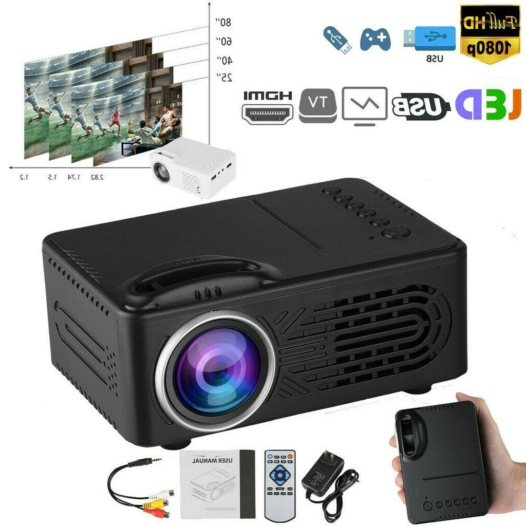 full hd 1080p tft lcd projector home