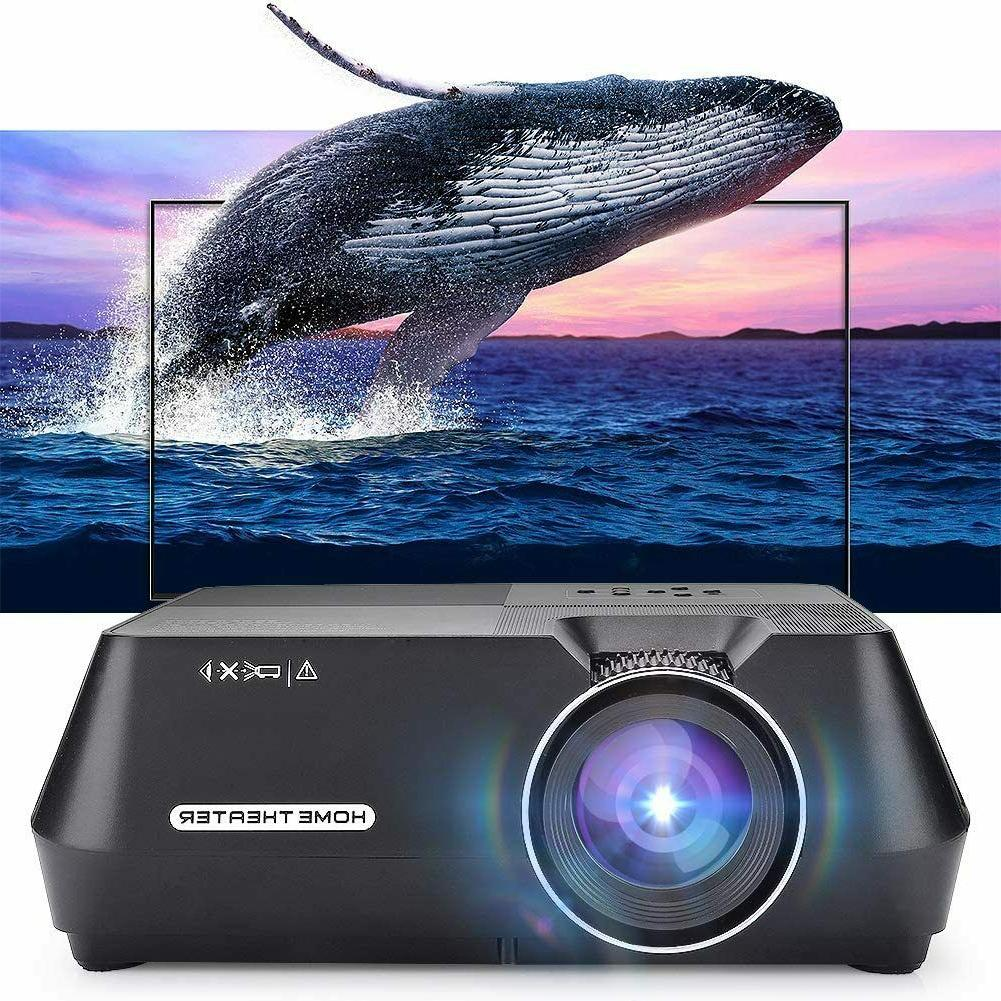 Full Cinema 1080P LCD VGA HDMI