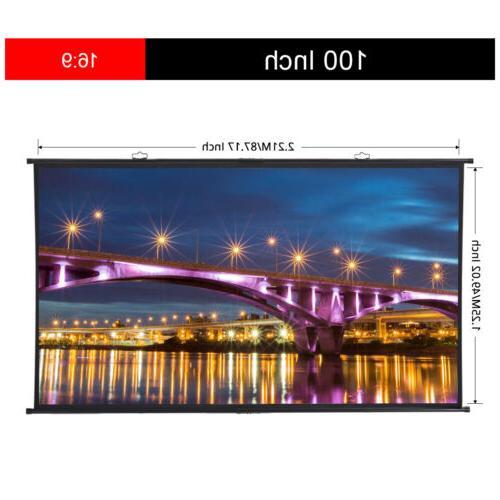 1200 Lumens Portable Mini Projector HD 1080P Home Theater Ci