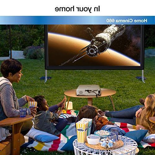Epson 3,300 HDMI 3LCD