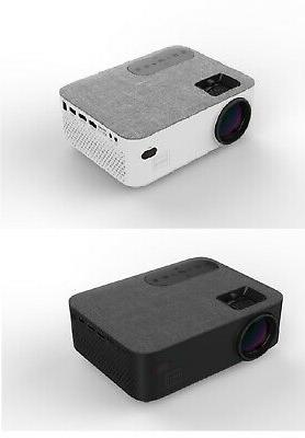 home theater projector 480p 1080p compatible hdmi