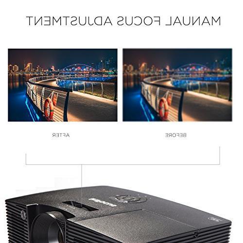 InFocus SVGA 3800 Ready 2HDMI