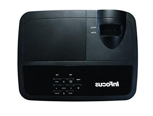 InFocus IN128HDx DLP - - 2000 Hour Normal - 5000 Mode - - - lm USB