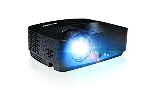 InFocus IN128HDx 3D DLP - - HDTV - Front, 2000 - Mode - 1920 1080 - Full - lm - HDMI USB