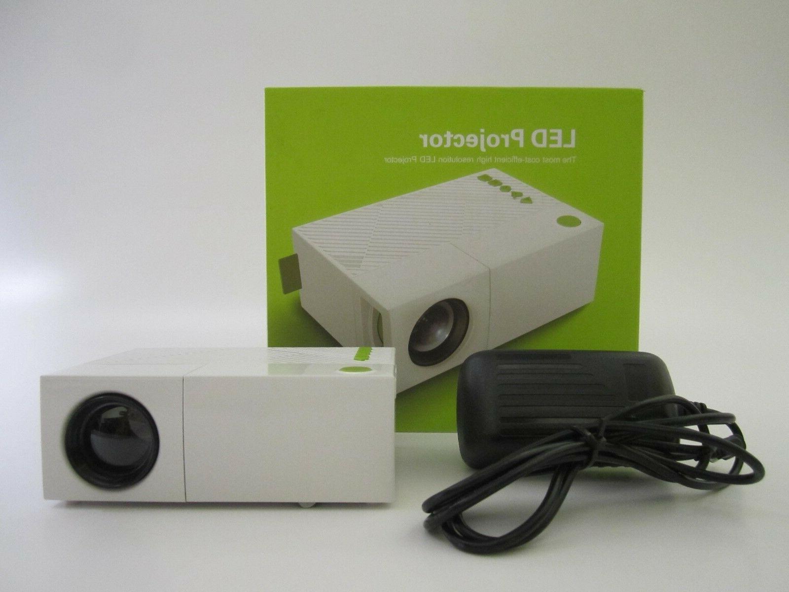 led mini projector nib