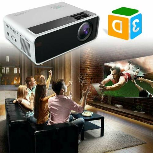 1080P Android 6.0 Smart Home Theater 3000:1