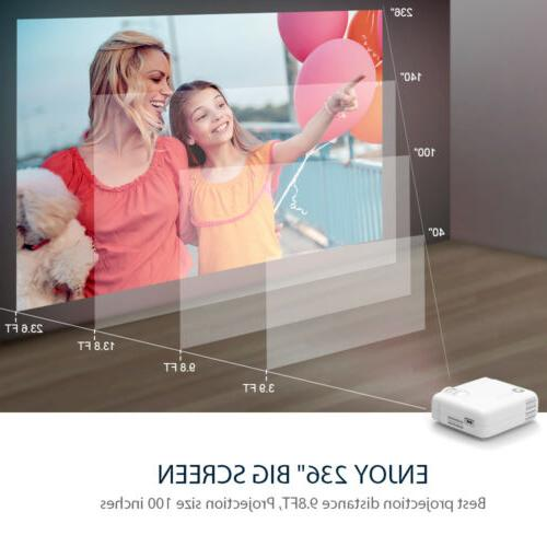 VANKYO Leisure 430 Smart Projector 1080P USB