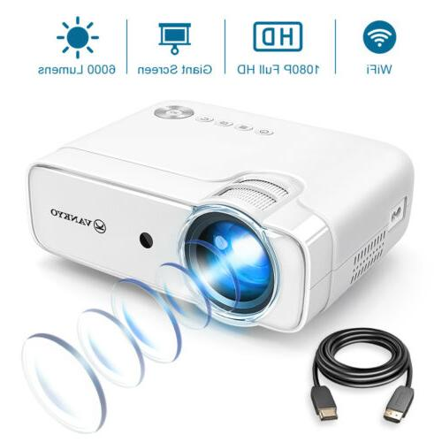 VANKYO Leisure Smart Video 1080P Home USB