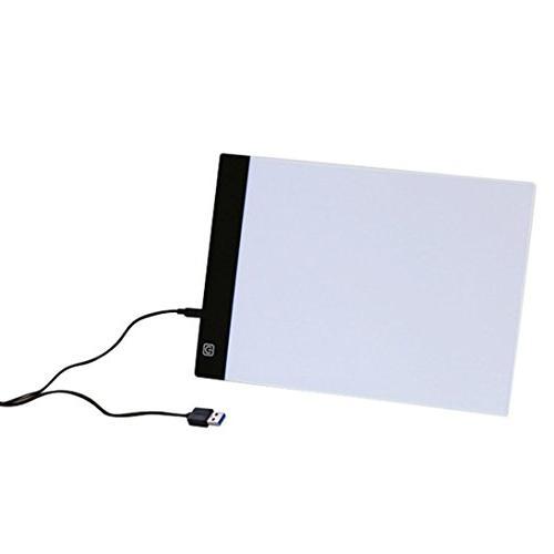 LED A4 Light Tracer USB Bright Light Box USB