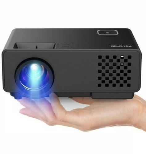 DBPOWER Mini Multimedia RD-810 Home Theater Video
