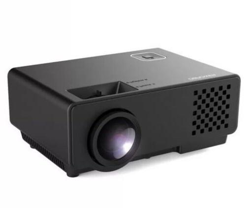 mini led projector multimedia rd 810 home