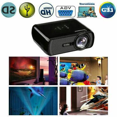 mini led smart home theater projector 4k