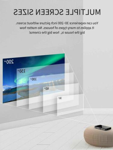 Mini Wifi Theater HDMI