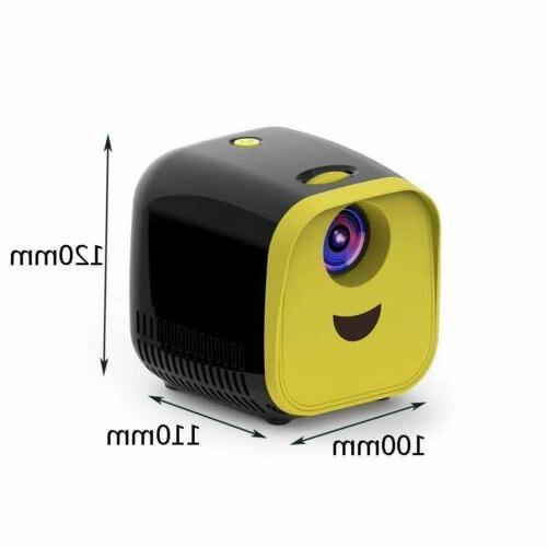 Mini HD Cinema USB LCD Video