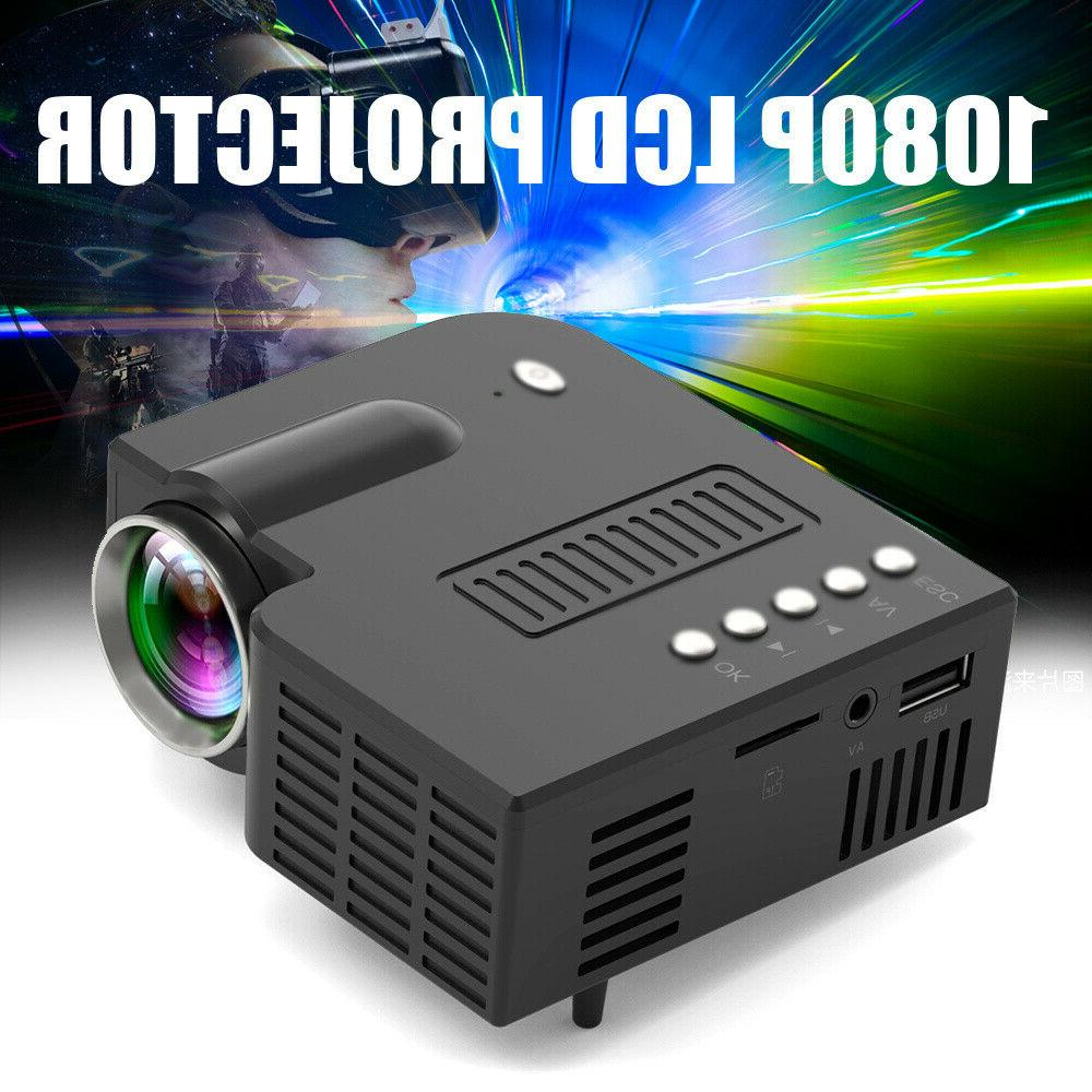1080P Mini Home 3D USB Movie