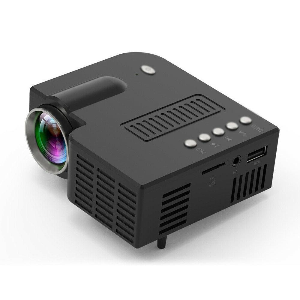 Mini LED Micro Mobile Home Theater Cinema