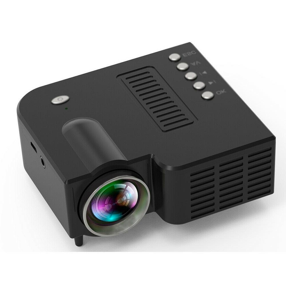 1080P Home Theater Projector 3D Video Movie