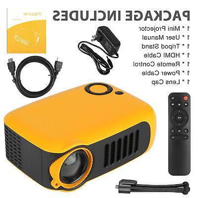 Mini Portable HD Projector Theater