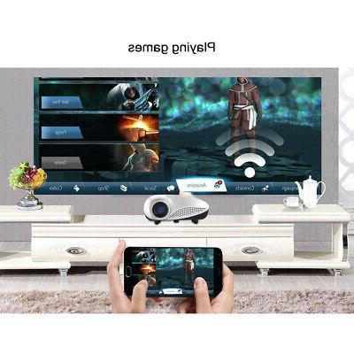 Mini Projector Full Theater