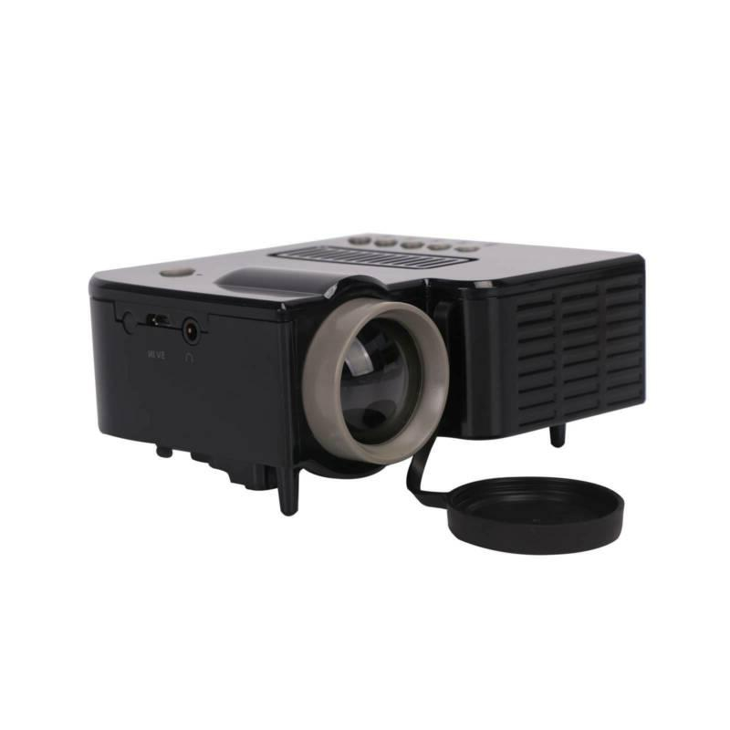 Mini LED HD Video Home Theater