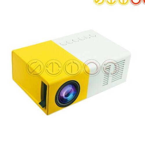 Mini LCD Projector HD 1080P Home