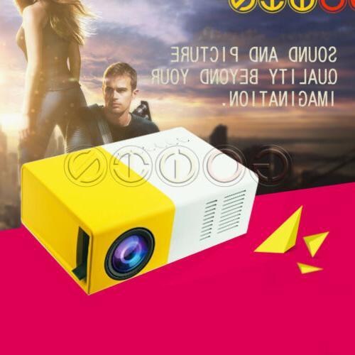Mini YG300 LCD 1080P