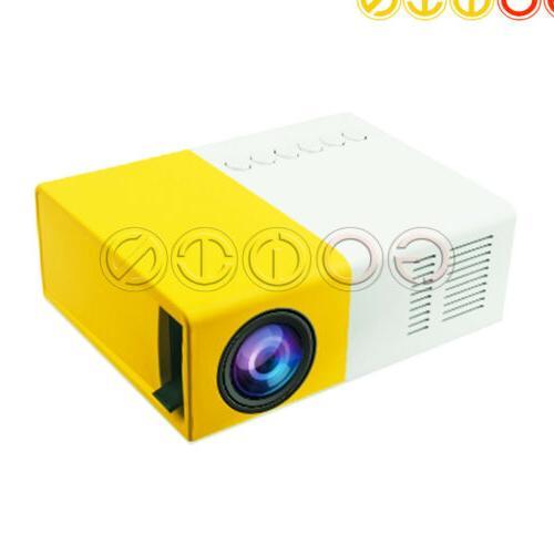 Mini Portable LCD Full 1080P Home Theater