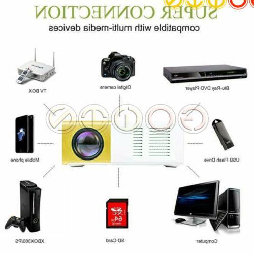 Mini Portable LCD 1080P