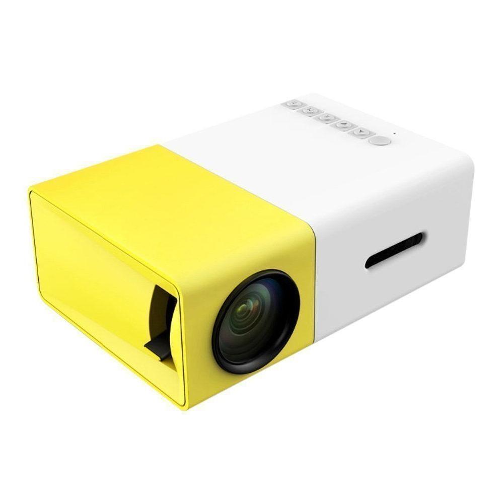 mini projector a1 dp300 portable led projector