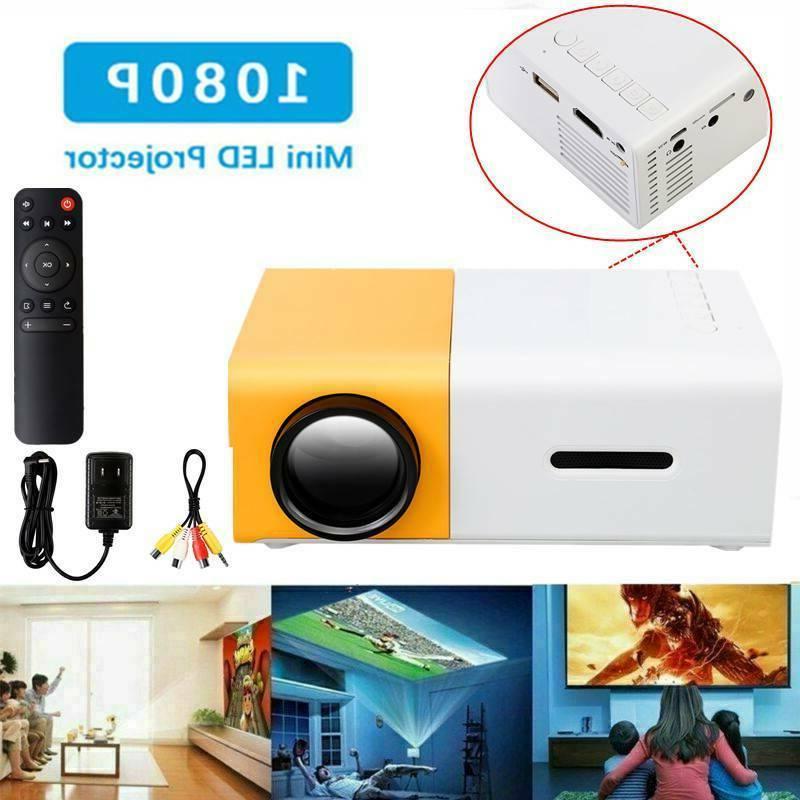 mini projector yg300 3d hd led home