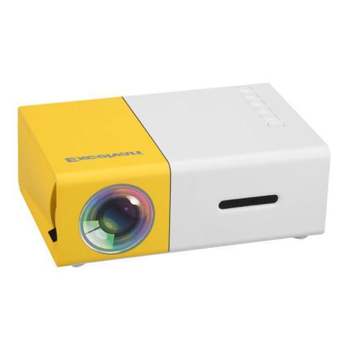 Mini 1080p USB, SD Card, Home
