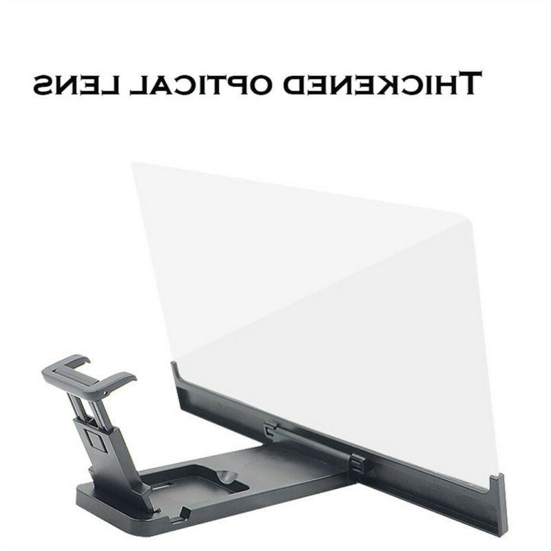 Mobile Screen Magnifier Stand Holder