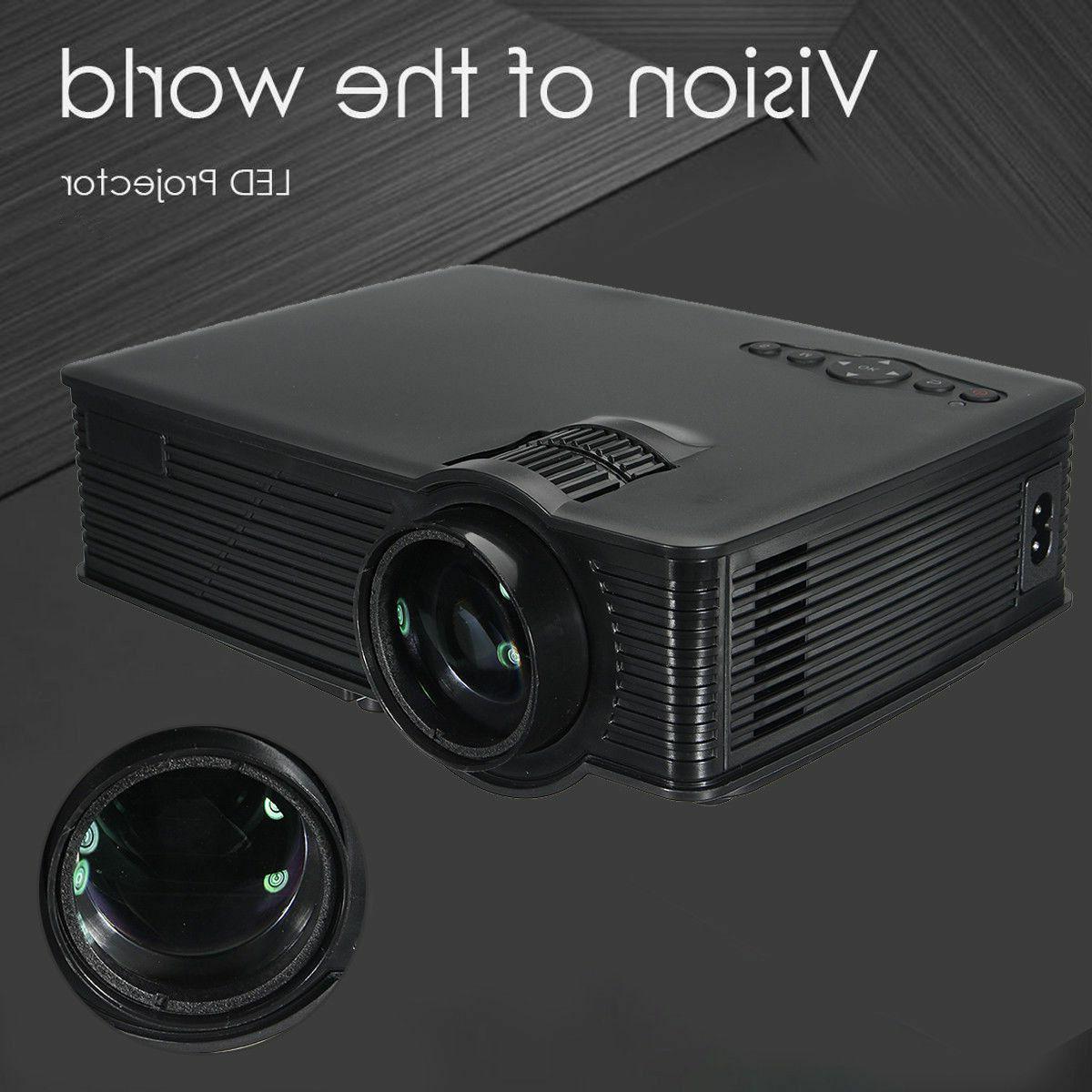 Multimedia HD bluetooth 4K LED Home Cinema Theater USA